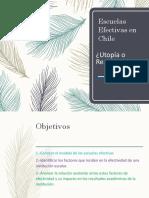 Escuelas Efectivas en Chile.ppt