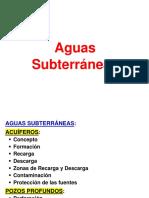 Agua Subterranea-Resumen