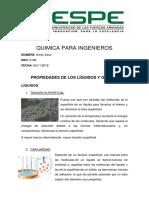 Quimica Para Ingenieros