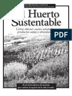 El Huerto Sustentable - J.jeavons:C.cox