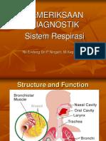 Pem Diagnostik Paru (Respirasi 1)