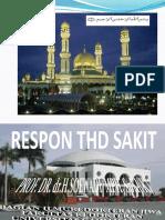 Respon Thd Sakit