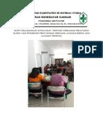 7.4.1.2 Bukti Sosialisasi Tentang Kebijakan Pelayanan Klinis, Dan Prosedur Penyusunan Rencana Layanan Medis, Dan Layanan Terpadu