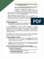 Convenio de Prestamos Personales Con Descuento Por Planilla de Remuneraciones Final