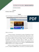 Arquivo Paulo Cpdoc