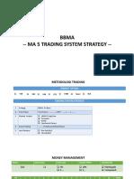 BBMA - Strategy MA 5