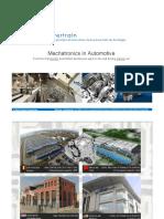 Mechatronics in Automotive
