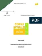 (Seres Vivos - Características y Clasificación - Anexo Alumnos)