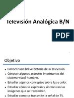 1_Televisión Analógica BN