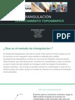 Metodo de Triangulacion
