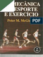 Biomecânica Do Esporte e Exercício