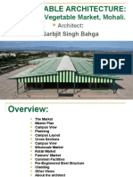 Sustainablearchitecture Fruitandvegetablemarketatmohali 140725082152 Phpapp01