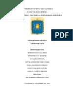 ADMINISTRACIÓN - GERENCIA MINERA