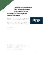 Dialnet-RepensandoLasRegulacionesDeInternetAnalisisDeLasTe-5791919