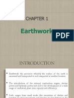 Chapter 1 - Earthwork