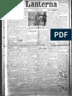 Lanterna 13 - Janeiro de 1910