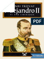 Alejandro II - Henry Troyat