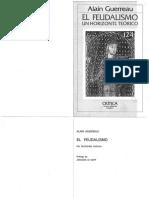 Alain Guerreau - El feudalismo un horizonte teorico.pdf