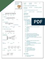 Examen 2018 - IV Bimestre - 5º Sec - Simulacro Admision_4