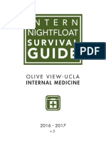 UCLA Intern Survival Guide