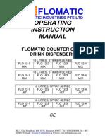 Dispenser - Instruction Manual