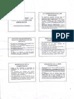 Tema 4 Tipos de Mercados La Comptencia de Mercado