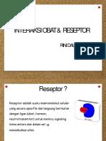 2. Interaksi Obat Dan Reseptor