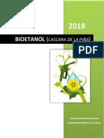 Bioetanol de Piña