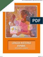 Lmp Lengua Materna Primer Grado