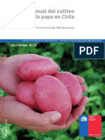 Manual del cultivo la Papa