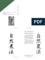 M. Fukuoka - La revolución de un rastrojo (versión para imprimir)
