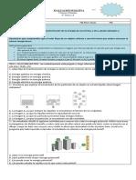 Evaluacion Sumativa Ciencias 6to Energia