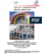 Informe Mensual 001 - Junio 2018 Ok