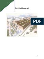 Port Coal Stockyard1