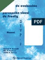 Frostig Manual de Aplicacion PDF