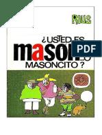 Usted Es Mason o Masoncito 1- De Rius