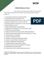 PREGUNTAS Maquinas Termicas Unidad 8 2017