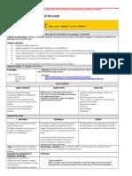 Formato y secuencia didácticas RFGZ TELEVISIÓN