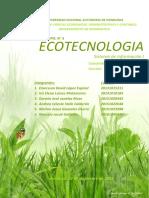 informe ecotecnologia