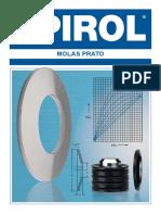 Catálogo Molas Prato Spirol
