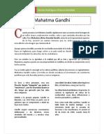 Copia de Mahatma Gandhi