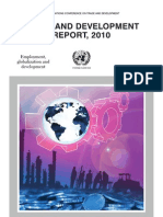Trade and Development Report, 2010