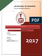 Informe Del Curso de Legislacion