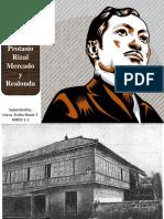 Rizal, the Philippines National Hero
