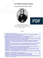 A Historia Filosofica Do Geneto Humano