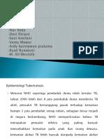 PPT Komunitas Penyakit TB