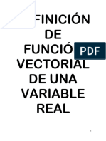 Definicion de Una Funcion Vectorial-converted