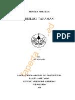 53. Petunjuk Praktikum Biologi Tanaman Gasal 2016