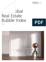 UBS Global Real Estate Bubble Index