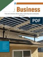 Sky Lift Hardware - Solar Panels